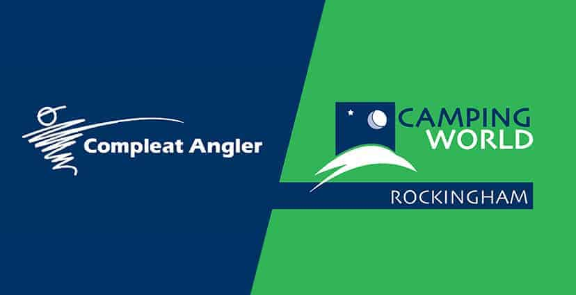 Compleat Angler and Camping World Rockingham